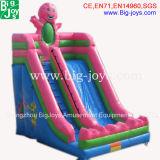中国子供および大人(DJWS063)のための膨脹可能な水スライド