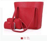 [بو-1933] باع بالجملة مجموعة من 3 مع 5 ألوان [هند بغ لدي] حقيبة نساء حقيبة