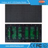 Placa de indicador impermeável ao ar livre Module&#160 do diodo emissor de luz da cor cheia de P6.67 SMD;
