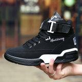 Nueva moda Unisex Top alta Zapatillas casual, cómodas zapatillas hombre zapatillas