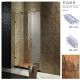 Framelessのシャワー室のガラス一部分のための防水付着力のストリップ