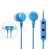 ヘッドホーンの金属Earbudを取り消すハイファイの健全なステレオの耳のイヤホーンの騒音