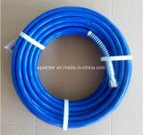 """3/8"""" SAE100 R7 flexible de pulvérisation haute pression 9,5*15,9mm - Bleu"""