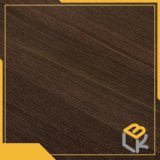 Diseño del patrón de grano de madera la impresión de papel decorativo para suelos, armario o el mobiliario de la superficie del fabricante chino