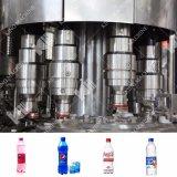 Haustier-Flasche kohlensäurehaltige Getränk-Wasser-Saft-Füllmaschine