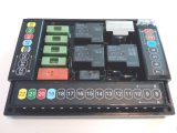 Gensetの制御用リレーの拡張パネル