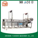 De Wasmachine van de bel voor Fruit en het Plantaardige Schoonmaken Machine