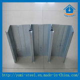 Strato d'acciaio di Decking del pavimento del metallo di Corrguated per le costruzioni Highrise