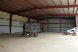 Конструкция гаража стальной структуры высокого качества с конкурентоспособной ценой