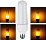 2018 indicatore luminoso di lampadina della fiamma della lampadina 4With8W LED di effetto di fuoco del nuovo prodotto
