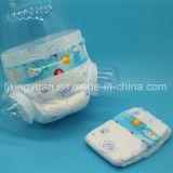Plaque arrière souple de haute qualité à usage unique des couches pour bébé
