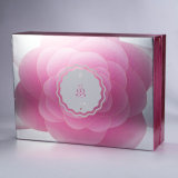 Personalizar la oferta de la fábrica de papel artesanal cosméticos Caja de regalo de caja de embalaje