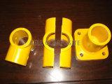 GRP 구조상 모양, FRP/GRP 손잡이지주 이음쇠, 섬유유리 이음쇠 또는 연결관