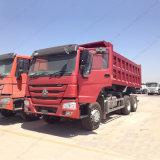ABSシステムが付いている371HP Sinotruk HOWO 6X4のダンプトラック