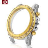 Het aangepaste Gouden Machinaal bewerkte Deel van de Precisie van het Roestvrij staal CNC voor Horloge