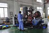 ブロー形成機械のための空気圧縮機