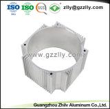 모터 열 싱크를 위한 공장 알루미늄 또는 알루미늄 밀어남