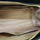 Saco nobre & elegante da bolsa do Tote do couro genuíno de mão dos sacos de noite