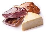 Мешок пакета обруча мешка Shrink мяса сыра