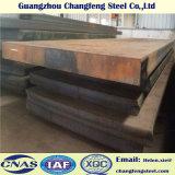 Liga de trabalho a frio de aço plana D3/1.2080/SKD1 com alta resistência ao desgaste