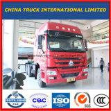 50 톤 336HP HOWO 6*4 견인 트랙터 트럭