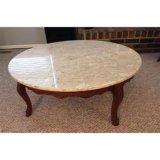 Tavolino da salotto rotondo della mobilia del salone di disegno moderno da vendere