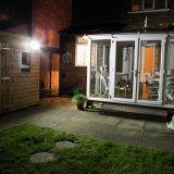 UL номинальная мощность 35Вт зона светодиодов на открытом воздухе во дворе с безопасности для торгового дома и сада