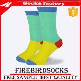 Платье девушок способа цветастое Socks таможня ваши собственные носки