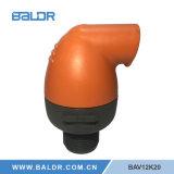 Tipo válvula da alta qualidade K de ar com a linha masculina de 1 polegada