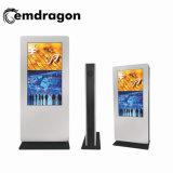 Grosser Anzeigen-Spieler-Foto-Drucker, der Spieler 55 Zoll-Mall-Kiosk bekanntmacht Produkt mit dem bester Serviceund niedriger PreisLED/LCD Digital Signage bekanntmacht