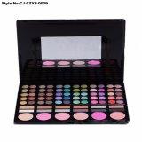 Cor romântica pigmentada de 78 cores compõem Eye Paleta de sombra