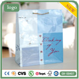 Feiertags-Form-Kleidungs-Schuh-tägliche Notwendigkeits-Geschenk-Papiertüten