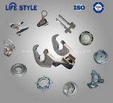 Pieza de automóvil del acero de aleación de bastidor de la cera de la buena calidad del OEM con trabajar a máquina