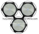 100W脱熱器ハウジングの包装適切なレンズ120W 150W 200W UFO LED Highbayライト
