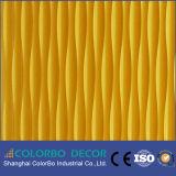 Decoración de interiores 3D de papel tapiz de PVC Panel de Pared de Villa