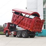 336HP/371HP Sinotruk HOWO 6X4 20cmb Tipper 또는 Dumper Truck