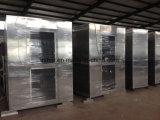 クリーンルームHEPAフィルターのためのステンレス鋼の空気シャワー