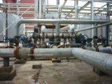 Válvula excéntrica de Hemishpere para el sistema del retiro de polvo de industria de acero
