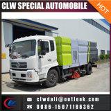 Carro del barrendero de la limpieza del vacío del camino de Cbm 9000L de la buena calidad 8