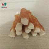 La nutrición de harina de enrollado de Pollo Stick perro alimentos mixtos