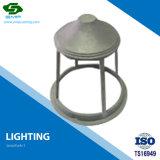 Материал из алюминия CNC обрабатывающий сад Lampshade освещения