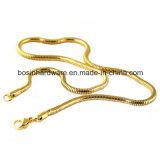 Il braccialetto Chain del serpente dell'acciaio inossidabile con estende la catena