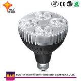 Heißer Verkauf PAR30 mit PFEILER Qualität LED NENNWERT Licht