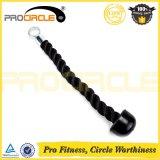 Ginásio Procircle Treinamento Musculação Puxador única corda Tricep Pressione Bar