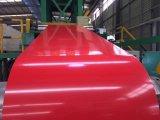 Il colore di alta qualità ha ricoperto la bobina d'acciaio dello Al-Zn per lo strato del tetto