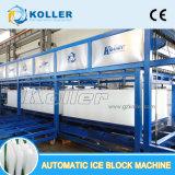 氷の収穫システムが付いている自動アイスキャンディー機械20トンの