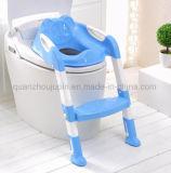 Siège des toilettes en plastique de Closestool de bébé de gosses d'enfants d'OEM