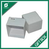 Caja de regalo de cartón de papel personalizado con tapa