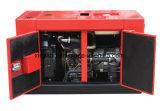 Ce/Soncap/CIQ 승인을%s 가진 9kVA 일본 Yanmar 최고 침묵하는 디젤 엔진 발전기