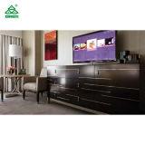 금속 나무로 되는 고급 호텔 침실 가구 세트, 현대 환대 가구